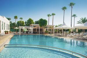 Pool of Ajax Hotel