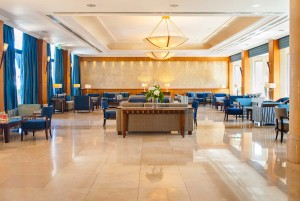 lobby ajax hotel