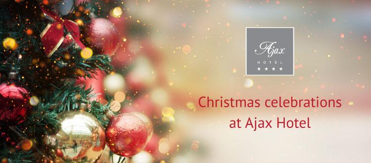 Ajax casino christmas hours